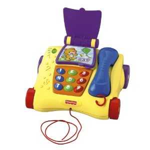 Fisher Price Counting Friends Phone