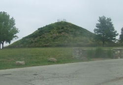Miamisburg Mound State Memorial