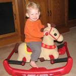 Radio Flyer Soft Rock and Bounce Pony
