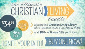 The Ultimate Christian Living Bundle