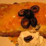 What to do with Leftover Turkey-Turkey Enchiladas