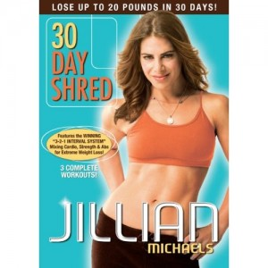 Jillian Michaels – 30 Day Shred Review