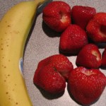 Strawberry-Banana Parfait